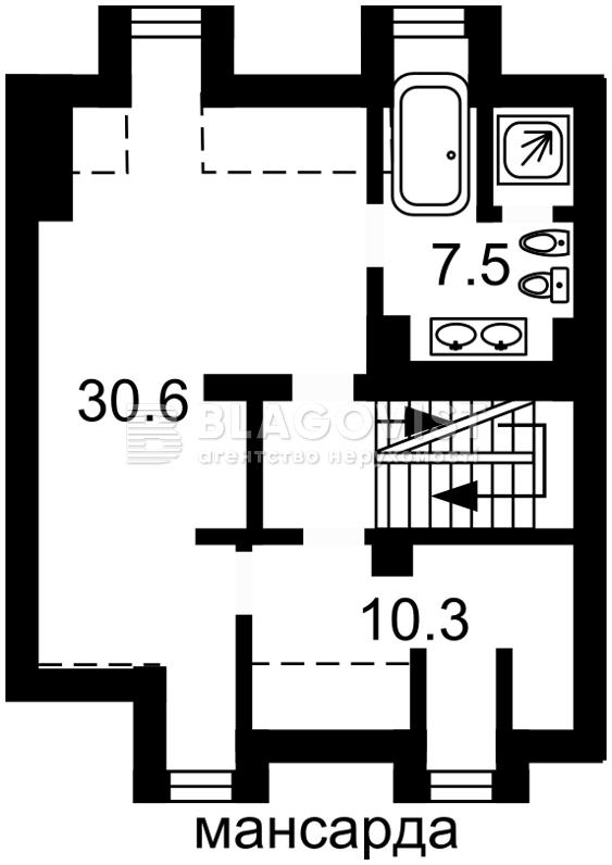 Дом A-110889, Козин (Конча-Заспа) - Фото 5