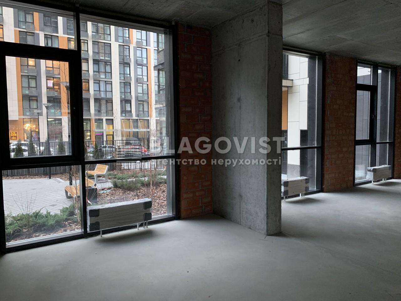 Нежилое помещение, Джона Маккейна (Кудри Ивана), Киев, R-37994 - Фото 4