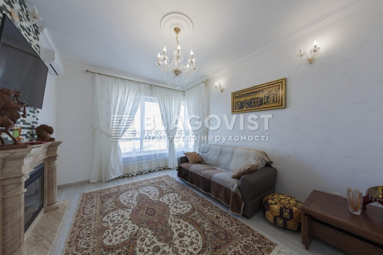 Квартира C-107191, Зарічна, 1б, Київ - Фото 1