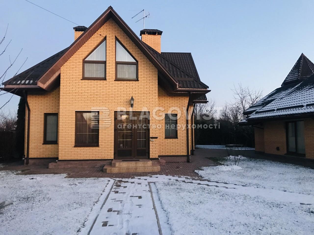 Дом F-42683, Любимовка (Киево-Святошинский) - Фото 1