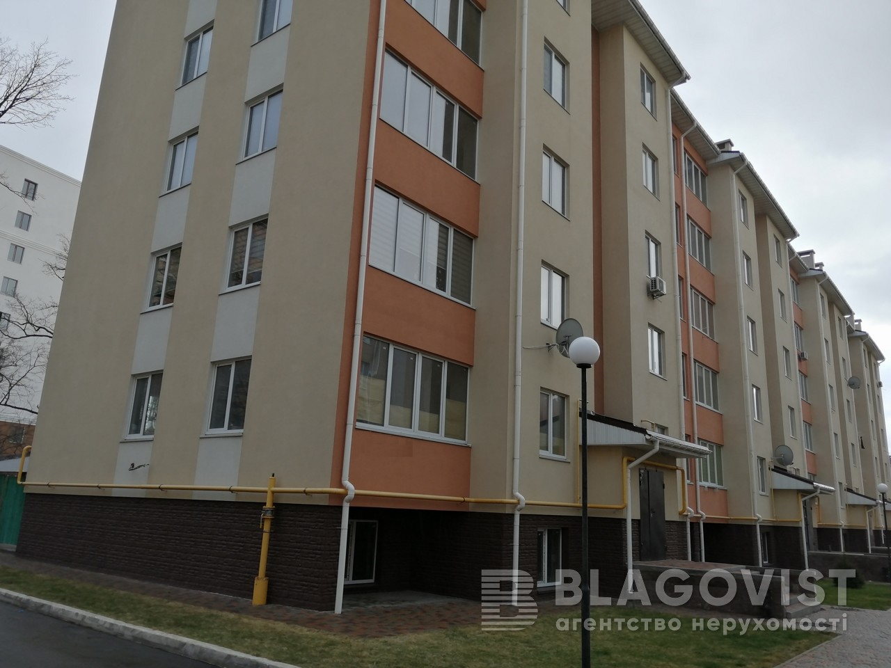 Квартира A-110945, Одесская, 44, Крюковщина - Фото 1