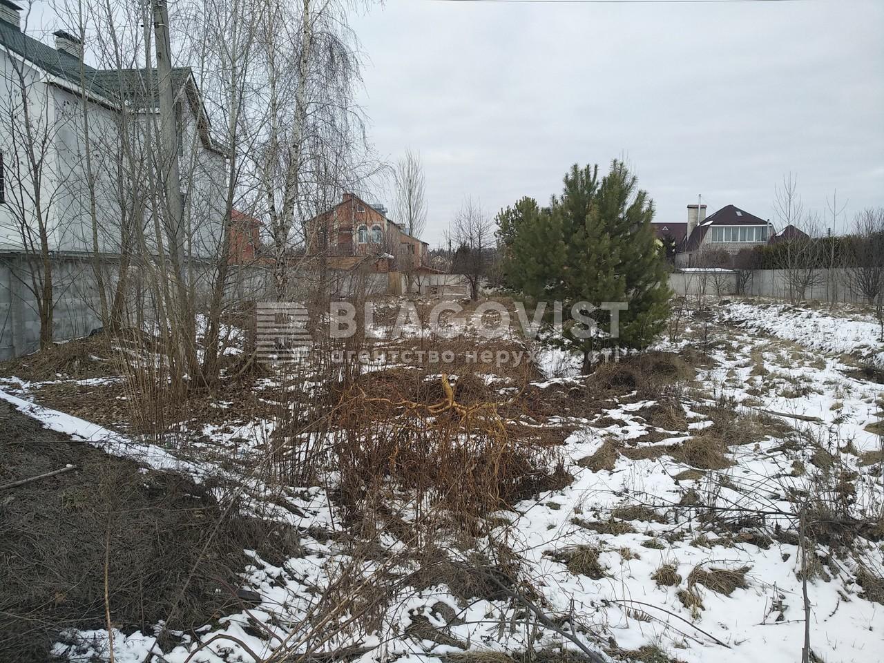 Земельный участок P-27568, Леси Украинки, Мархалевка - Фото 1