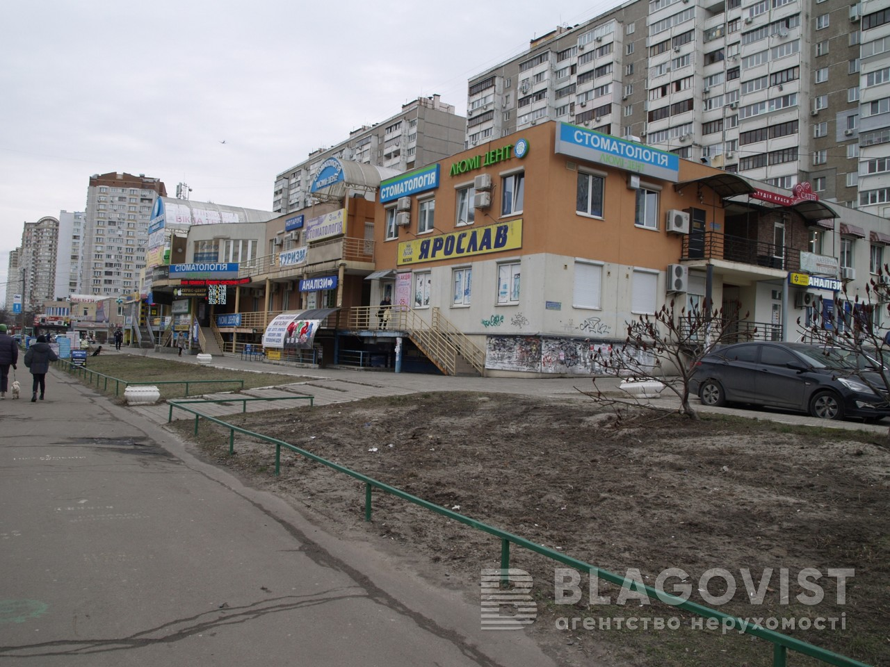 Нежилое помещение, E-16694, Ахматовой, Киев - Фото 8