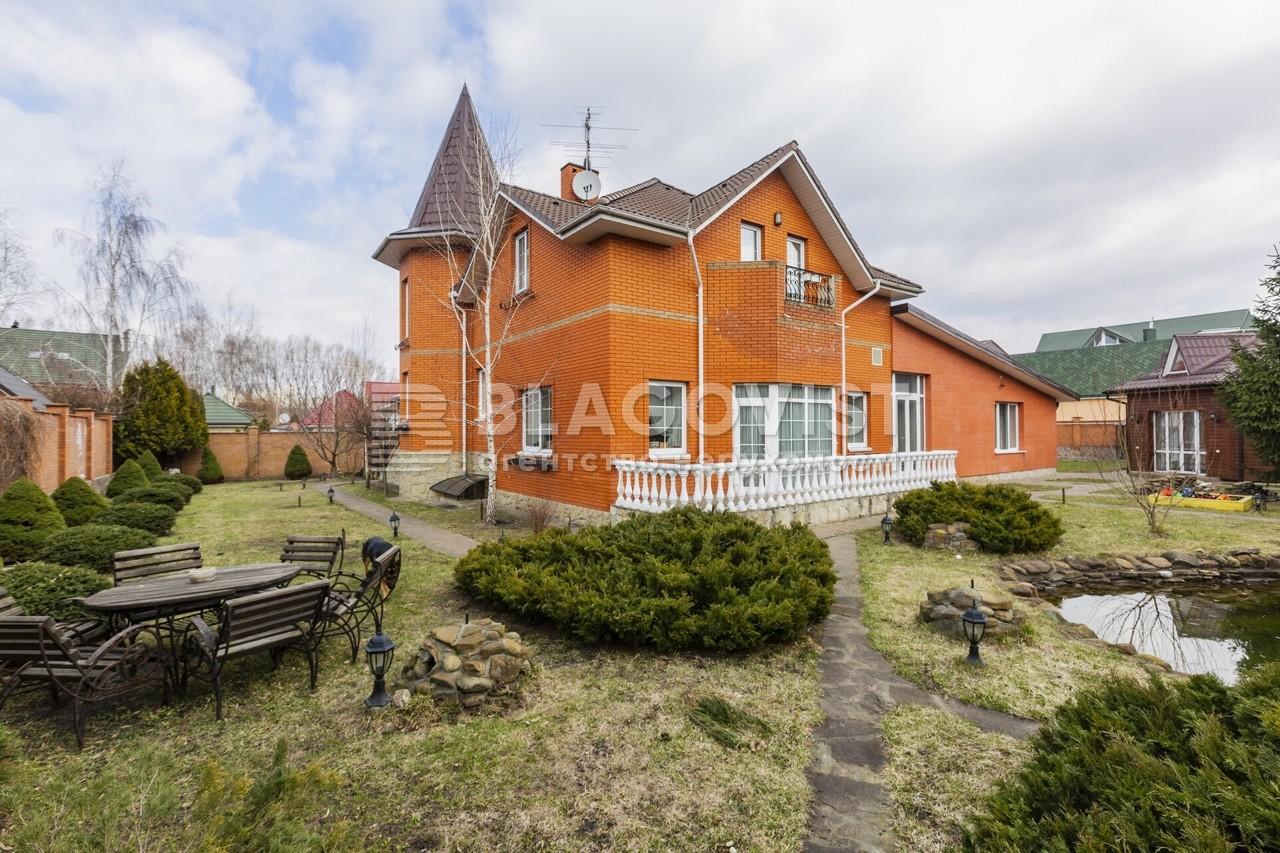 Дом R-18337, Скифская, Софиевская Борщаговка - Фото 1