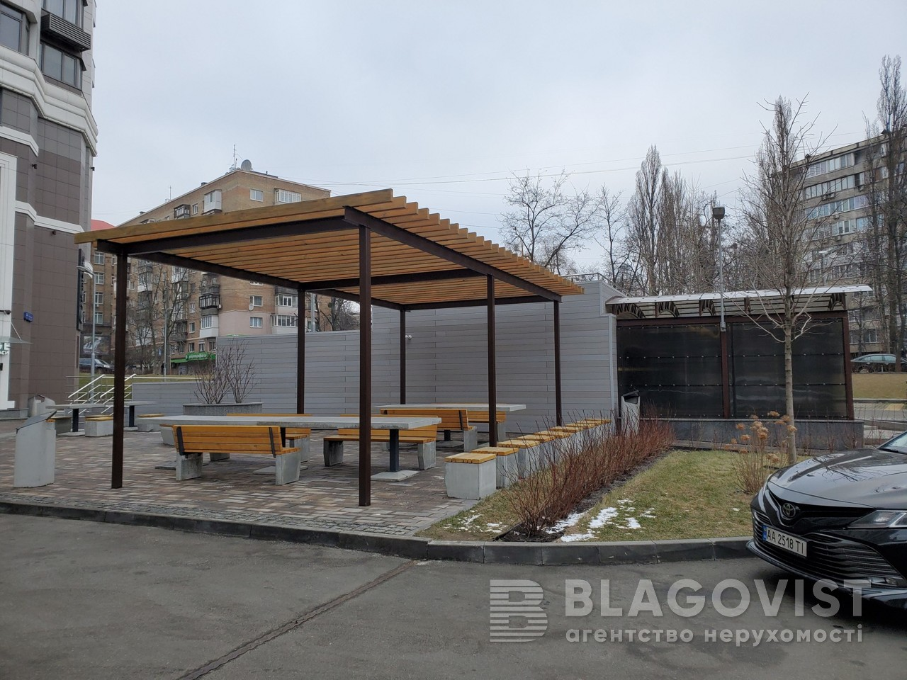 Паркинг, Коновальца Евгения (Щорса), Киев, E-39280 - Фото 7