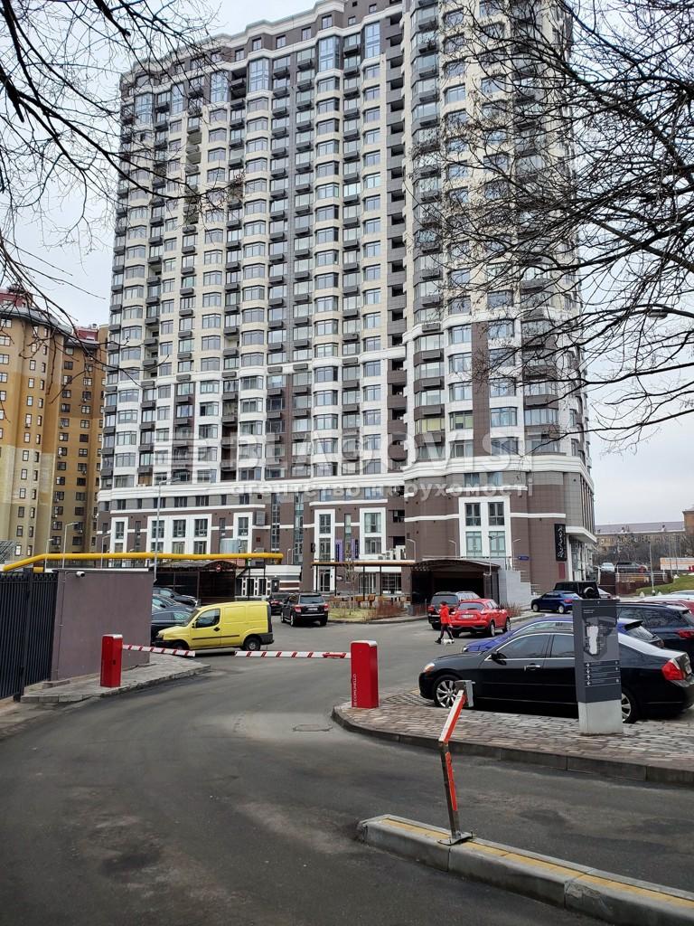 Паркинг, Коновальца Евгения (Щорса), Киев, E-39280 - Фото 1