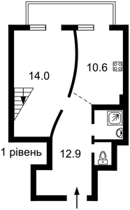 Квартира Бассейная, 5а, Киев, Z-647874 - Фото2
