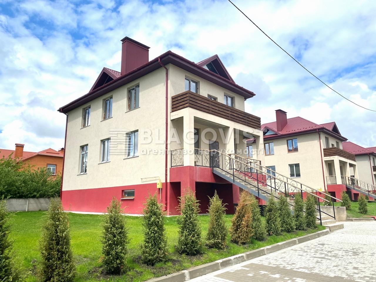 Дом F-42567, Белогородка - Фото 1