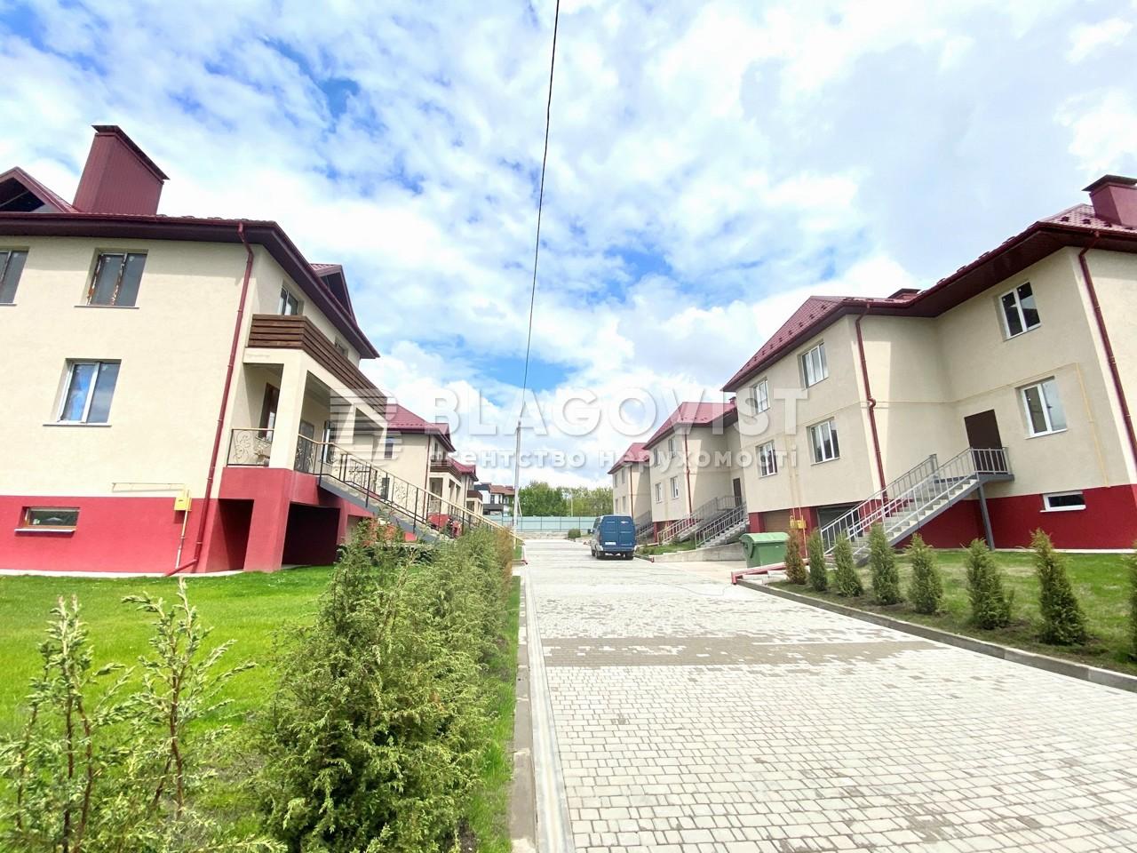 Дом F-43213, Белогородка - Фото 1