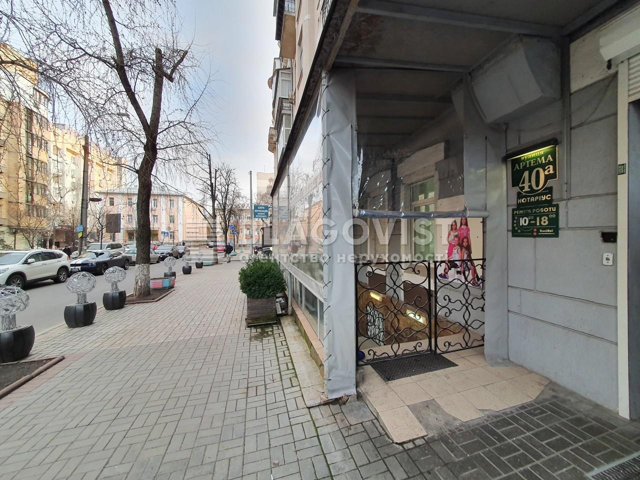 Нежилое помещение, A-111204, Сечевых Стрельцов (Артема), Киев - Фото 10