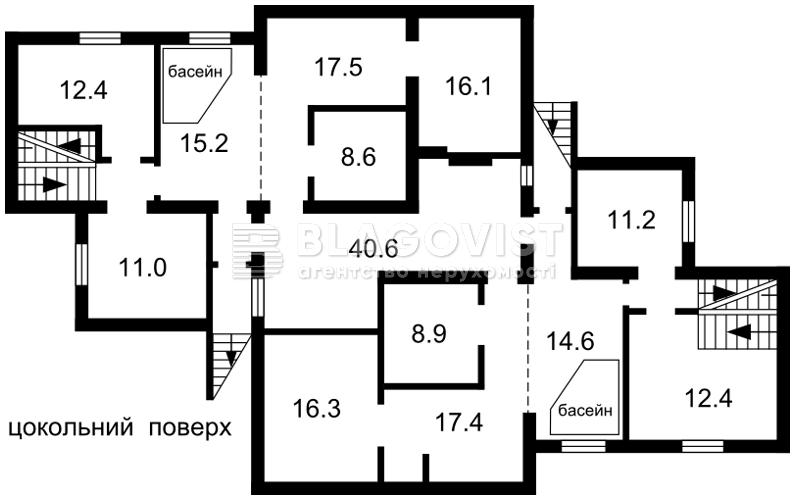 Нежилое помещение, Коростенская, Киев, R-33346 - Фото 2