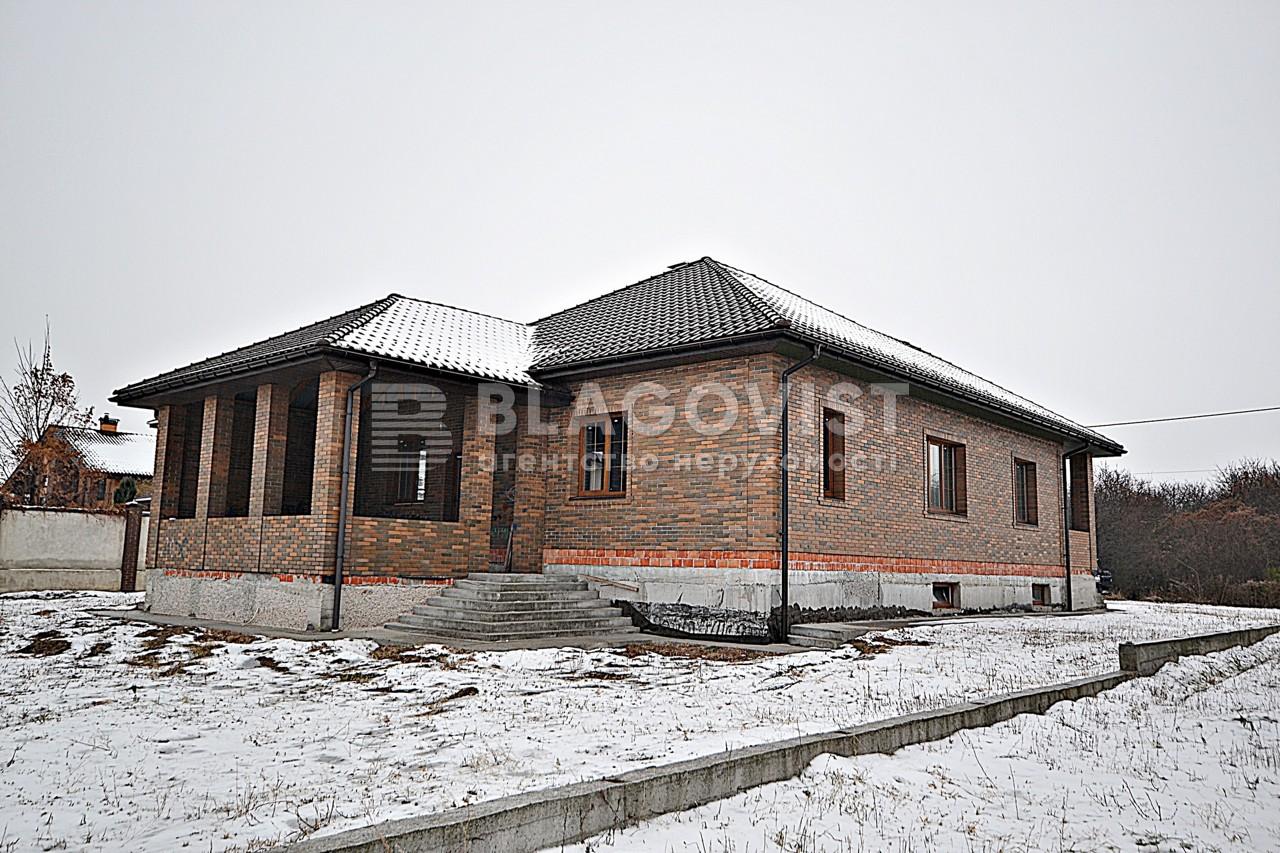 Дом E-39613, Петровское (Бориспольский) - Фото 1