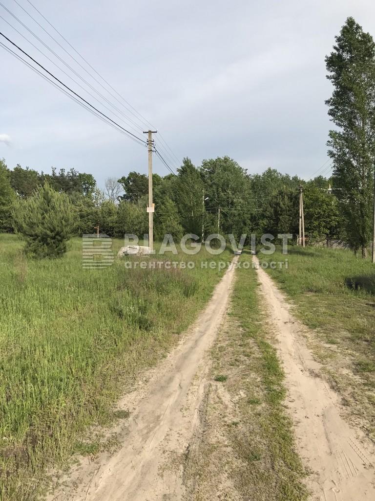Земельный участок C-107672, Лесная, Юровка (Киево-Святошинский) - Фото 6