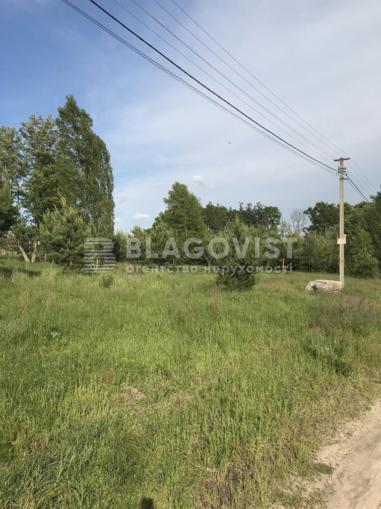 Земельный участок C-107672, Лесная, Юровка (Киево-Святошинский) - Фото 4