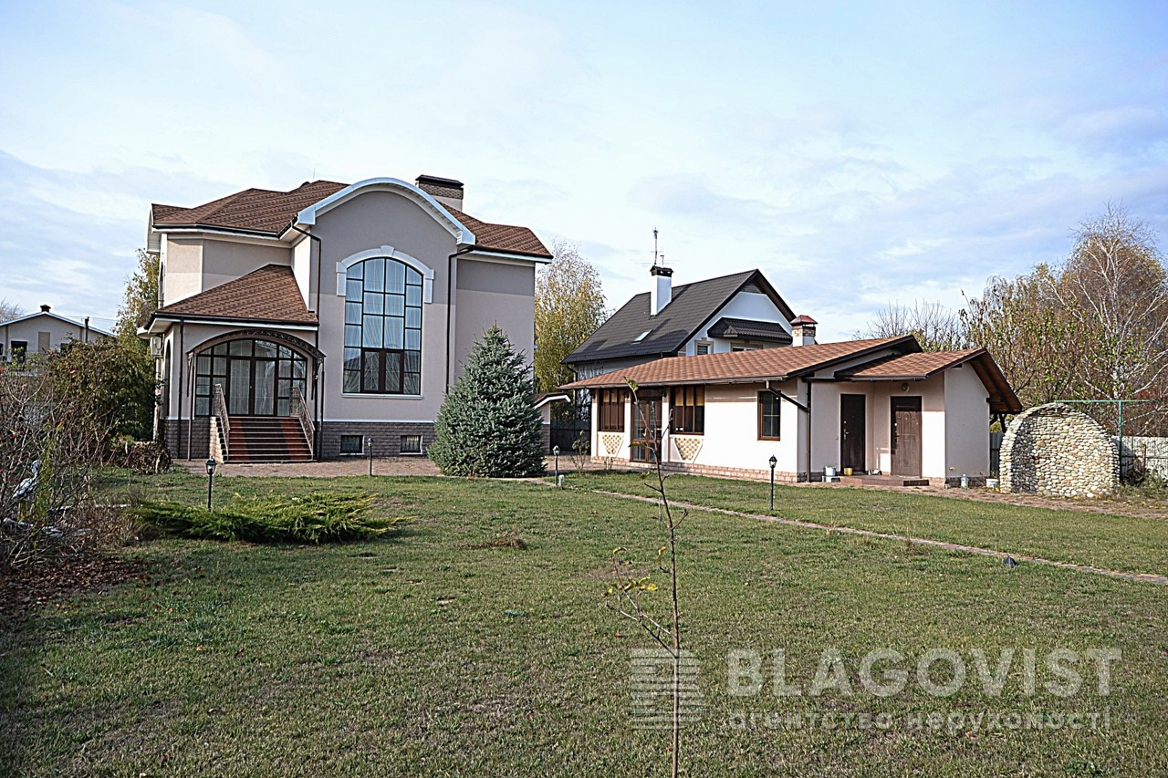Дом R-33544, Петровское (Бориспольский) - Фото 1