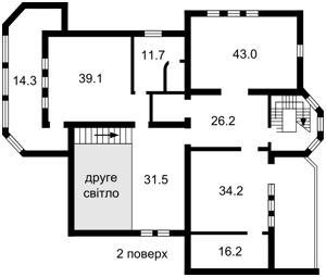 Дом Полевая, Креничи, R-33437 - Фото 5