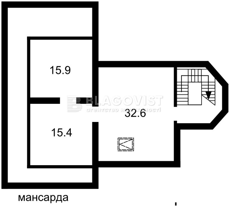 Дом R-33437, Полевая, Креничи - Фото 8