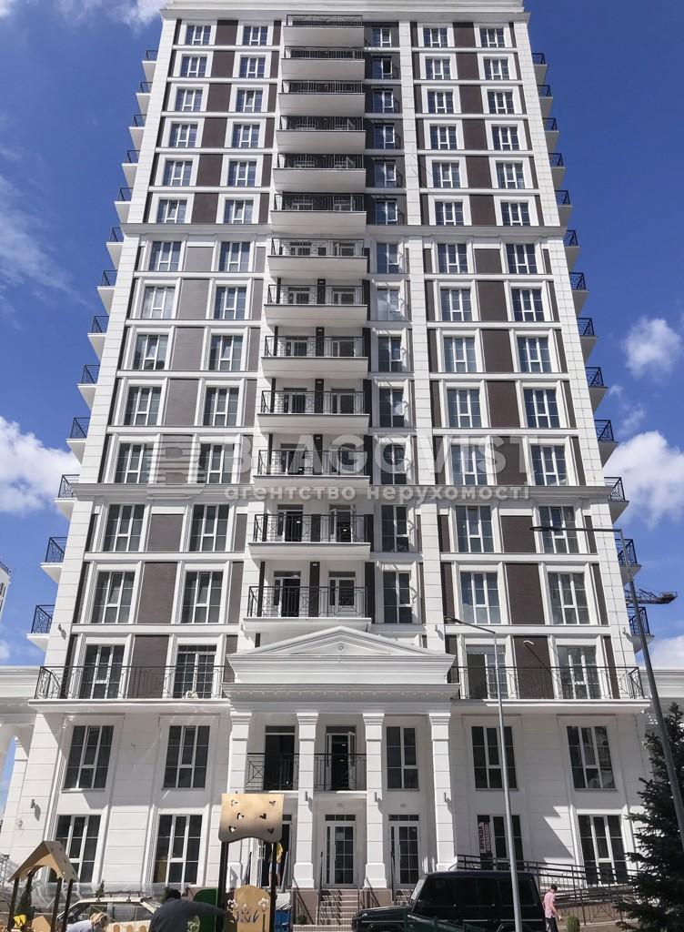 Нежилое помещение, P-28066, Максимовича Михаила (Трутенко Онуфрия), Киев - Фото 4