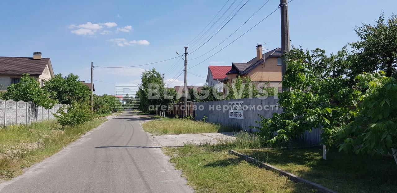 Земельный участок R-34120, Бортницкий 1-й пер., Киев - Фото 1