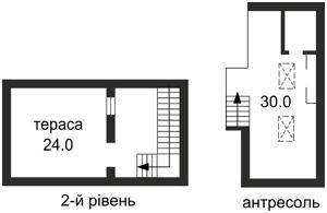 Квартира Панаса Мирного, 8, Київ, R-34163 - Фото 3
