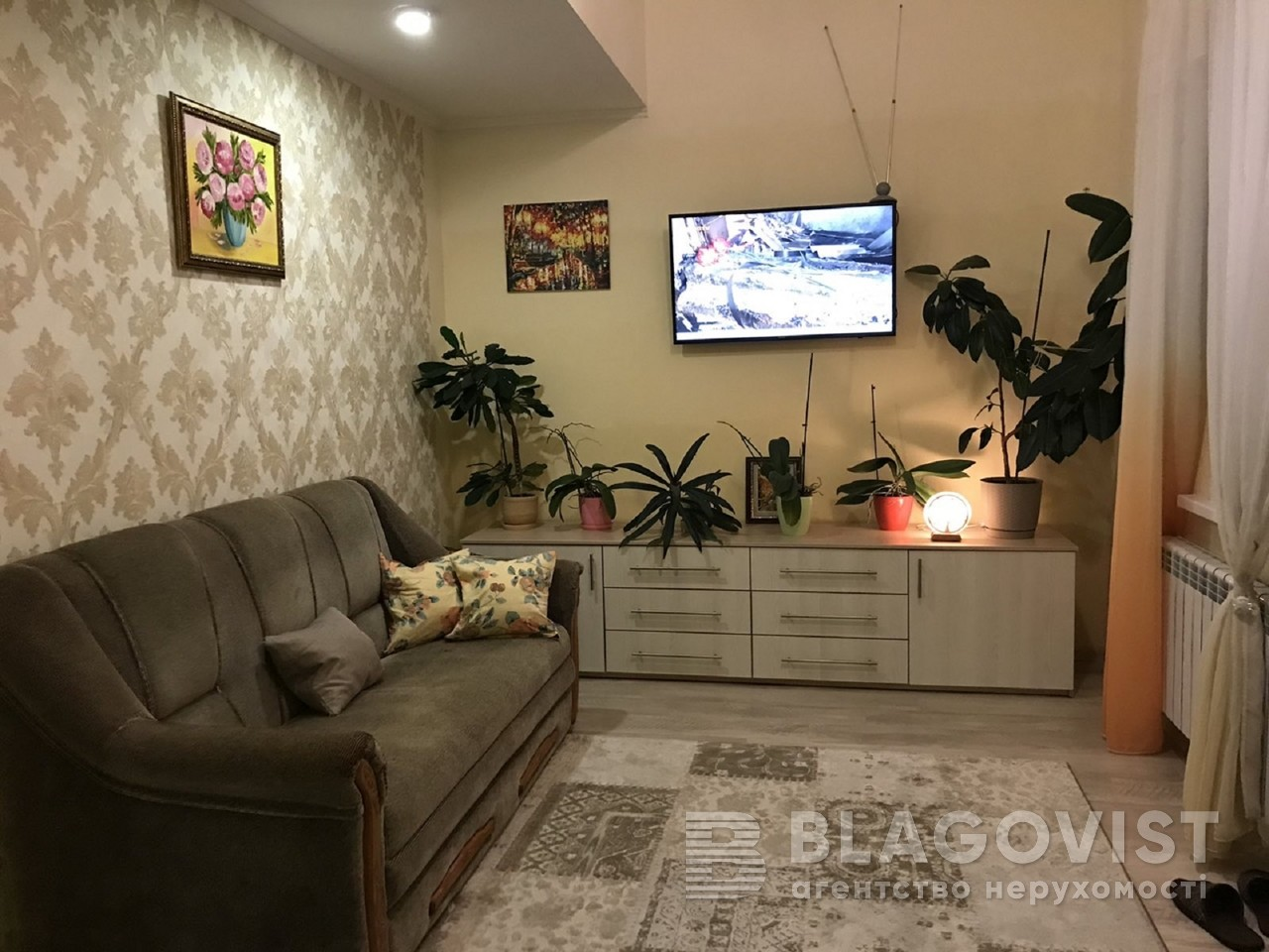 Квартира F-43625, Абрикосовая, 4, Гатное - Фото 6