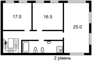 Квартира Герцена, 17/25, Київ, F-43685 - Фото2