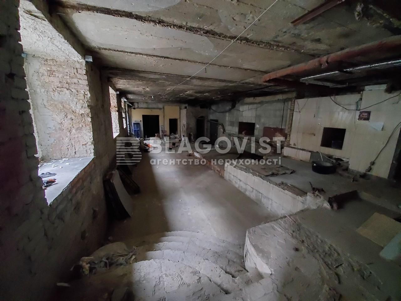 Нежилое помещение, E-40003, Пушкинская, Киев - Фото 4