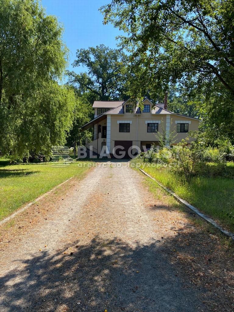 Дом F-43711, Кирова, Ворзель - Фото 1