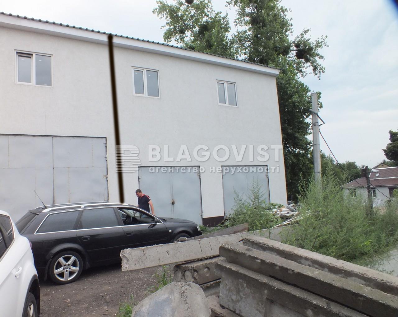 Нежилое помещение, E-39919, Большая Окружная, Петропавловская Борщаговка - Фото 1