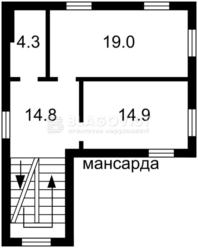 Дом A-111539, Лесники (Киево-Святошинский) - Фото 4