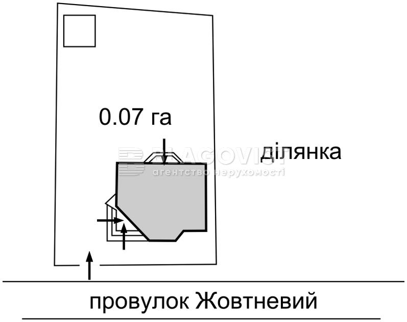 Будинок R-35253, Білогородка - Фото 6