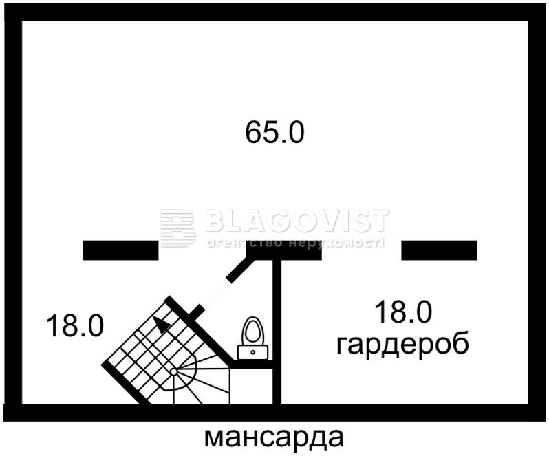 Будинок R-35253, Білогородка - Фото 5
