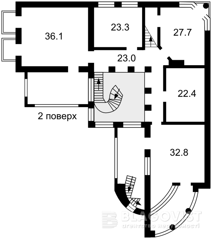 Будинок F-43877, Кобзарська, Київ - Фото 5
