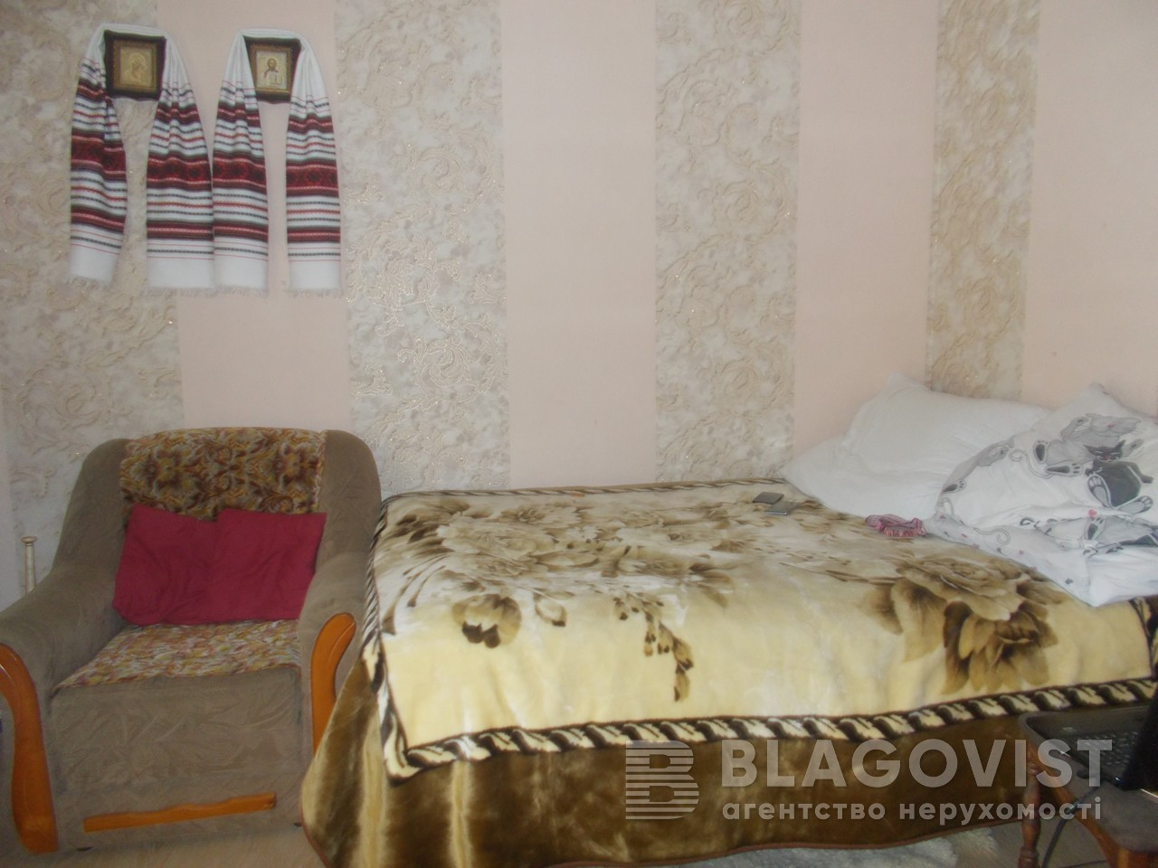 Квартира A-111613, Яремчука, 13а, Святопетровское (Петровское) - Фото 4