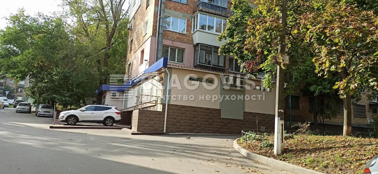 Нежилое помещение, Задорожный пер., Киев, Z-709332 - Фото 4