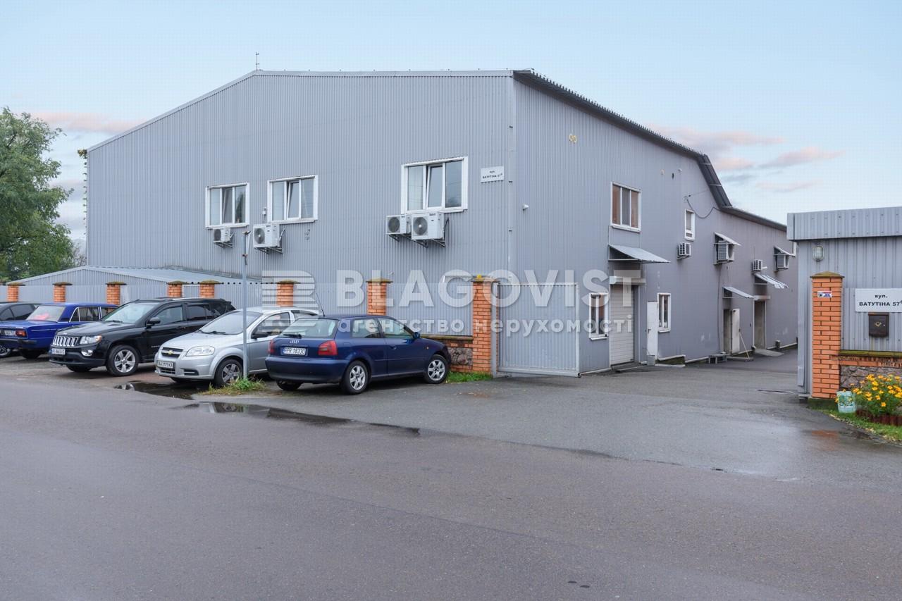 Виробниче приміщення, R-36364, Ватутіна, Вишгород - Фото 4