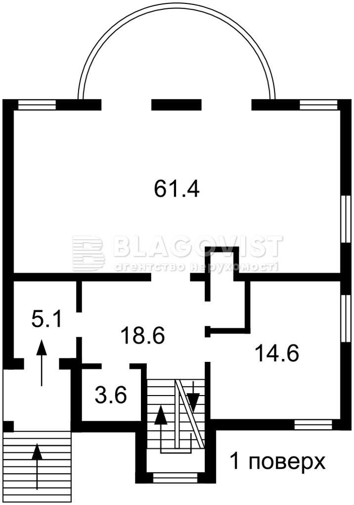Дом R-36608, Глеваха - Фото 4