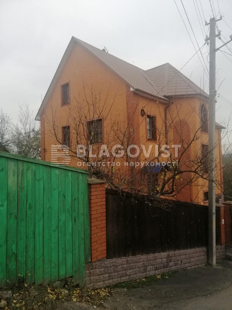 Будинок Z-611211, Військова, Київ - Фото 1