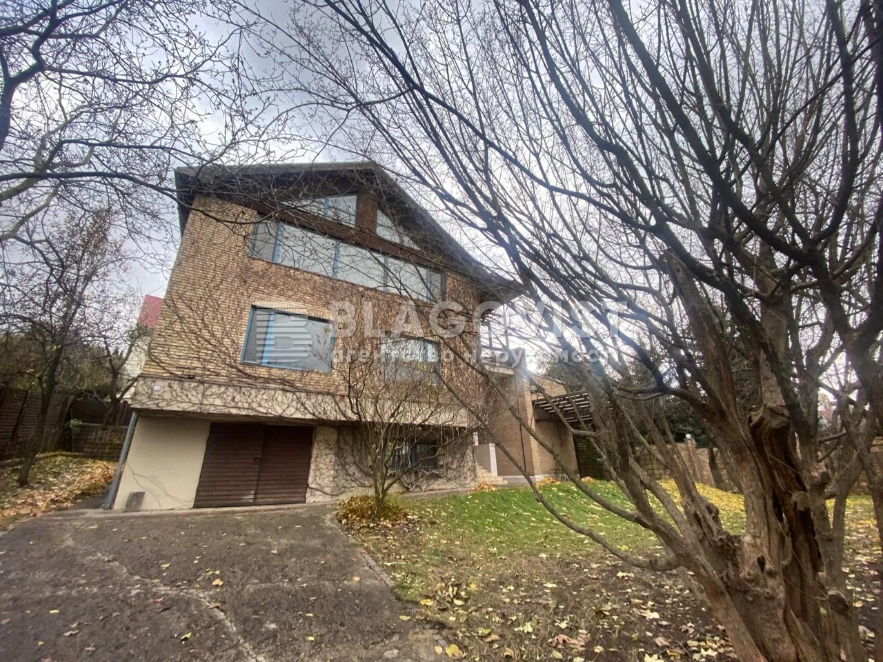 Дом C-108572, Мичурина, Киев - Фото 1