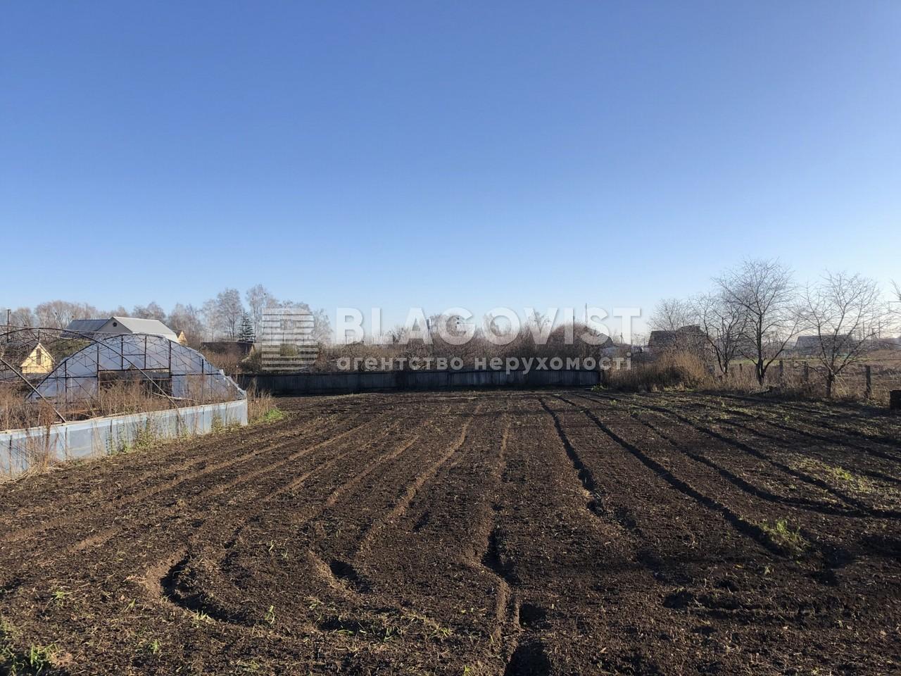 Земельный участок C-108522, Громова пер., Белогородка - Фото 1