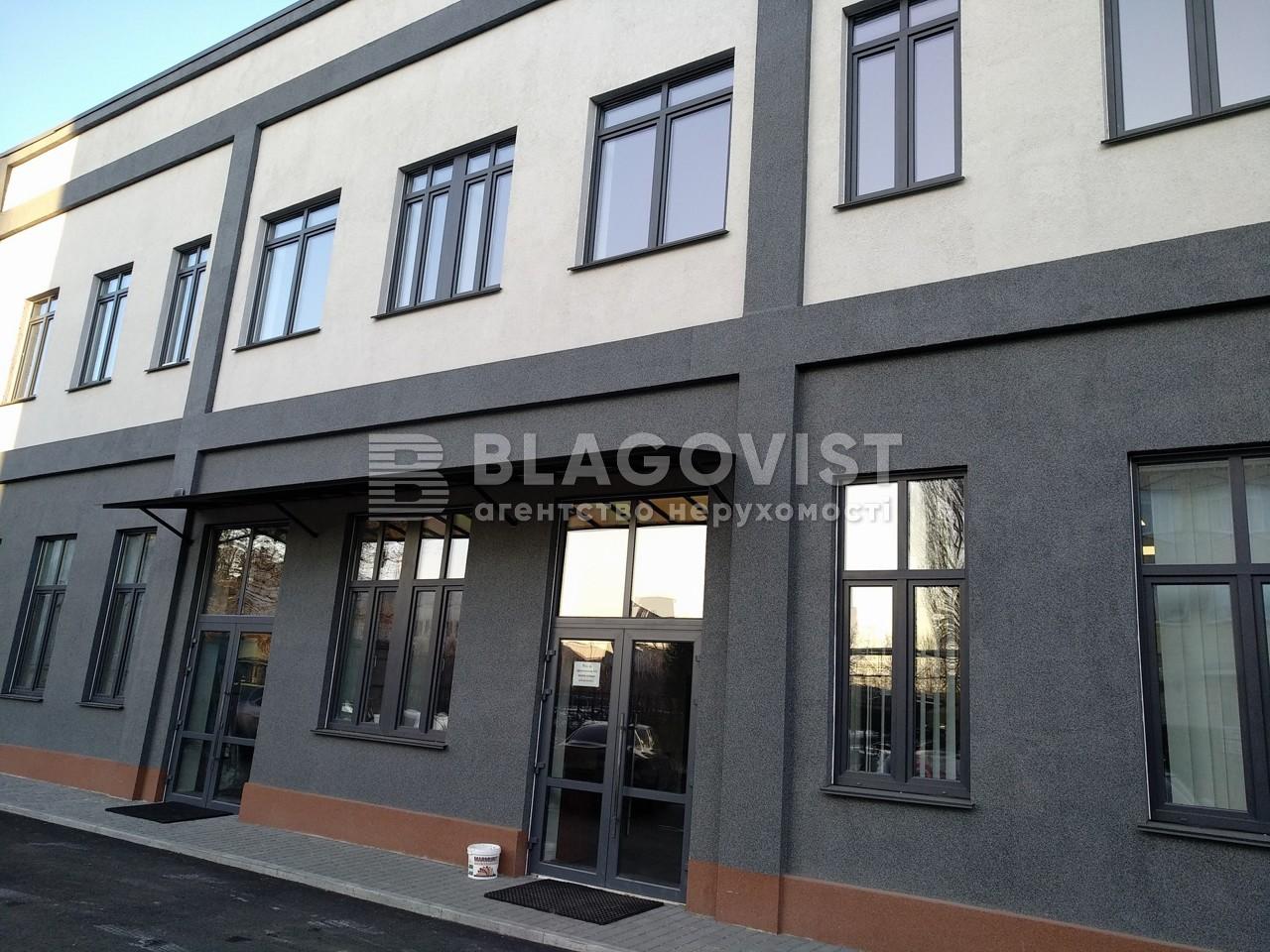Окремо розташована будівля, P-29118, Перемоги просп., Київ - Фото 1