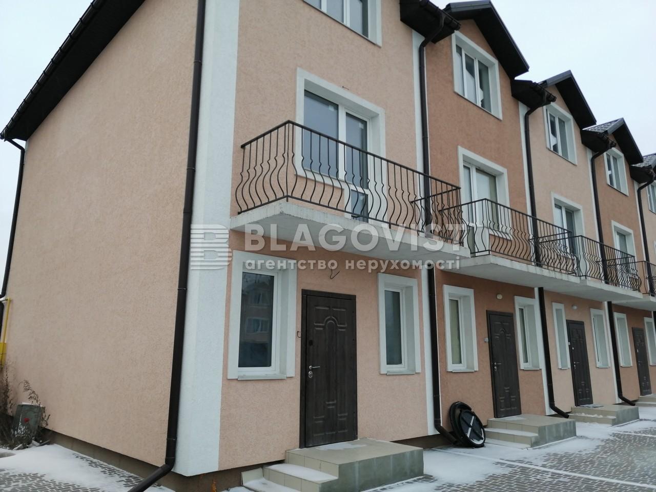 Дом A-111761, Барвинковая, Гатное - Фото 4