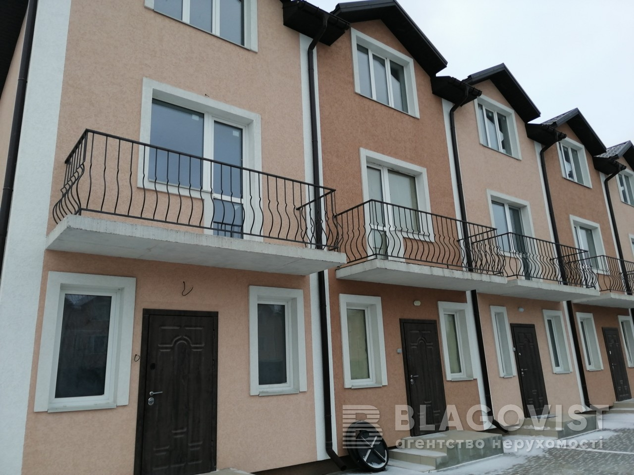 Дом A-111761, Барвинковая, Гатное - Фото 3
