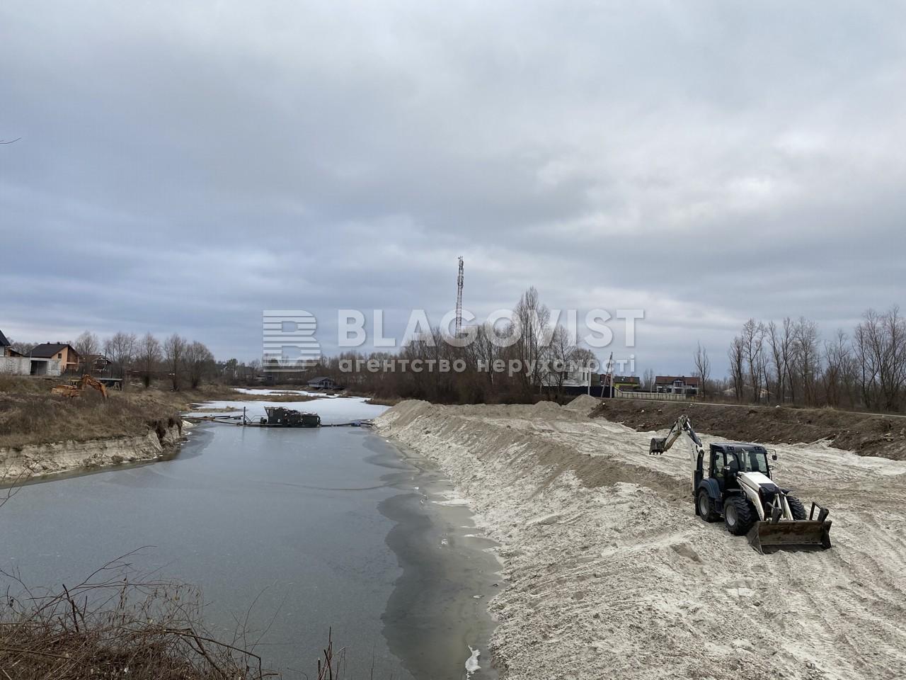 Земельный участок A-111887, Набережная, Пуховка - Фото 2