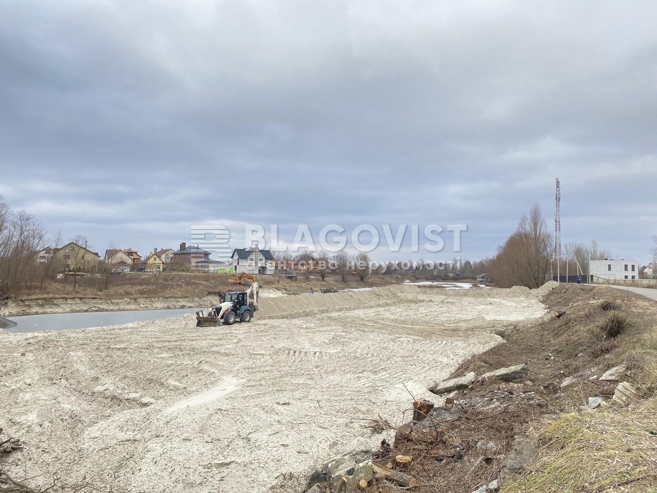 Земельный участок A-111887, Набережная, Пуховка - Фото 3