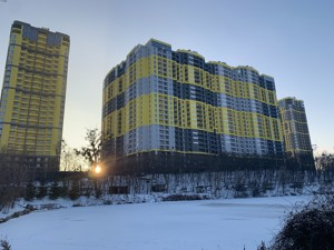Квартира Радченко Петра, 27-29 корпус 2, Киев, Z-747223 - Фото1
