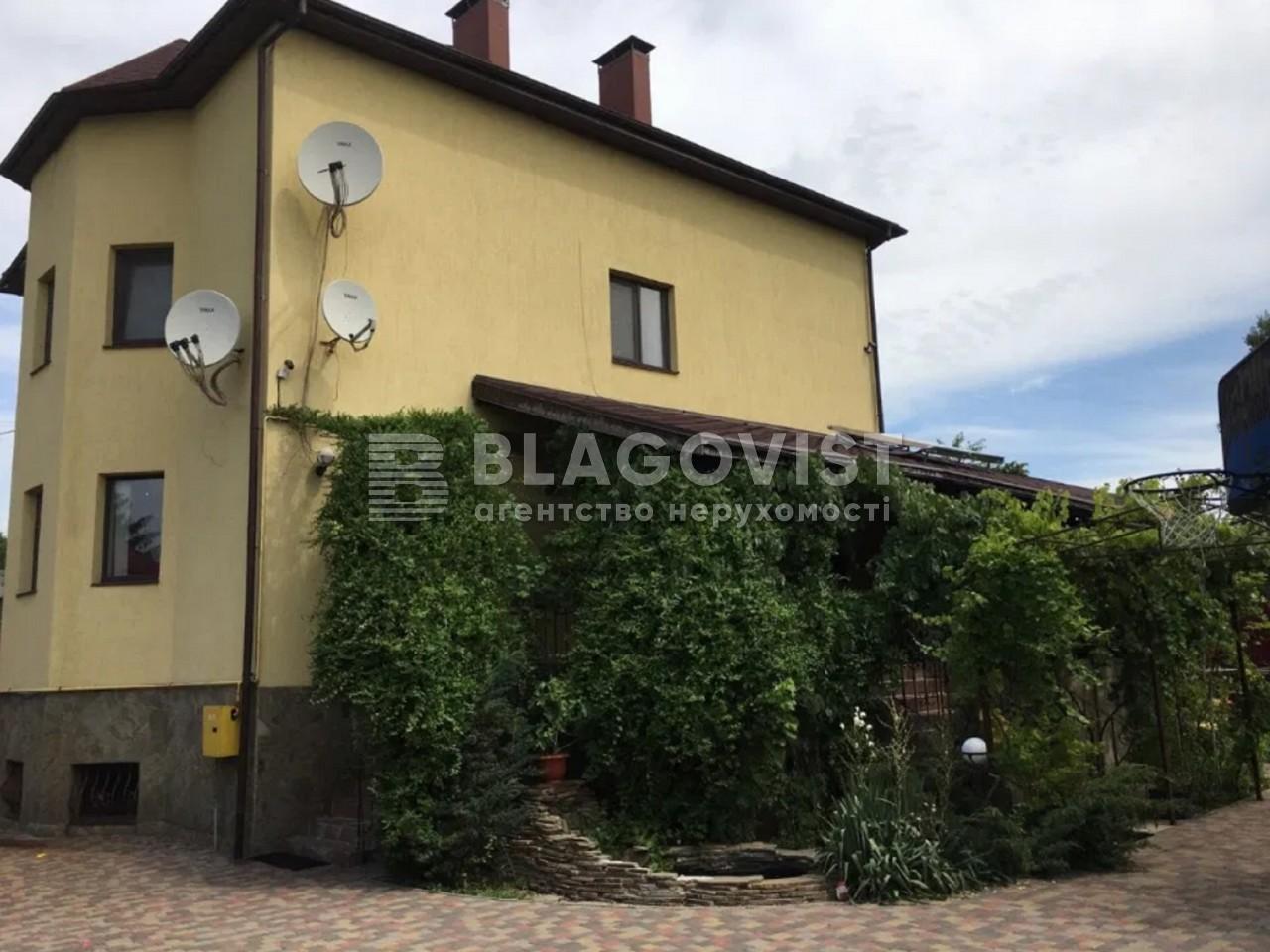 Дом Z-465489, Садовая (Осокорки), Киев - Фото 1