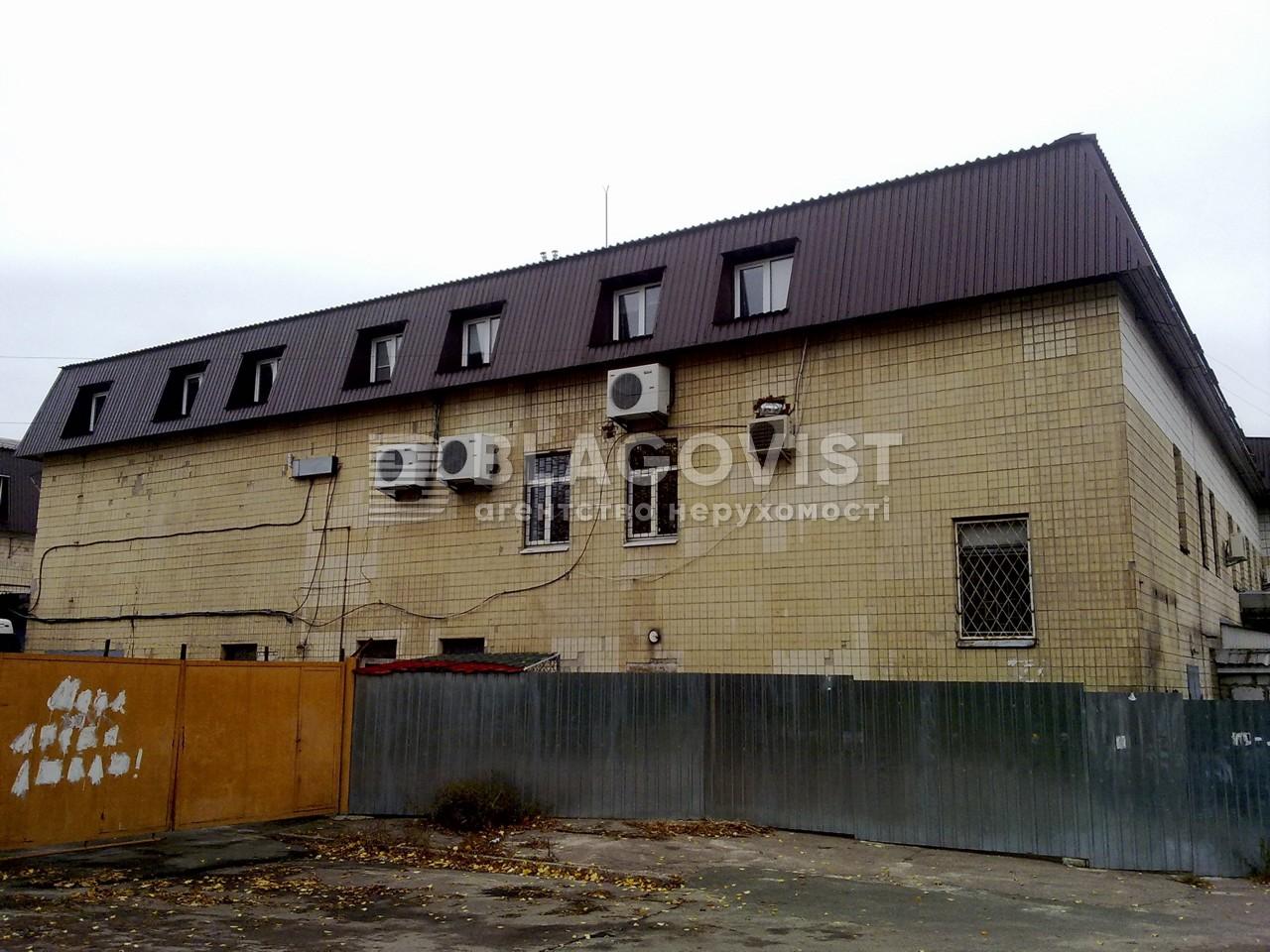 Офисно-складское помещение, Автопарковая, Киев, A-111943 - Фото 1