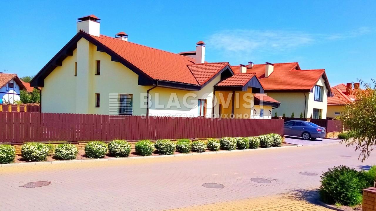 Будинок Z-675165, Вишневецького, Северинівка (Макарівський) - Фото 1