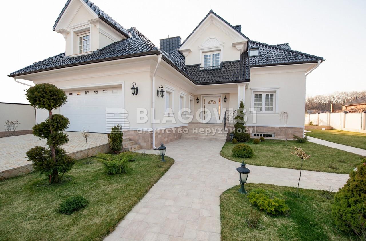 Дом D-36905, Леси Украинки, Новоселки (Киево-Святошинский) - Фото 1